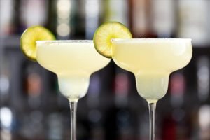 Margarita recipe was invented in Ensenada, Mexico