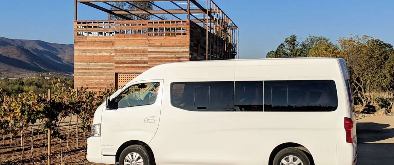 Wine Tasting Tours and Transportation