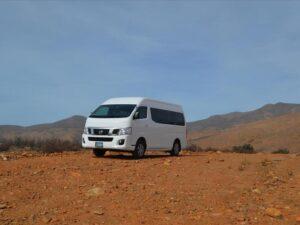 Transportation Service Tijuana Shuttle to Valle de Guadalupe