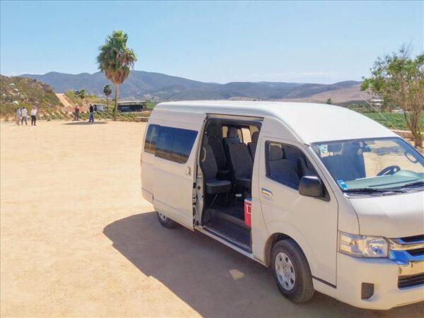 Valle de Guadalupe Shuttle Transportation