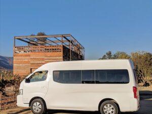 Valle de Guadalupe Transportation